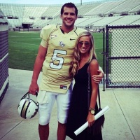 (PHOTOS) Morning Wood: NFL Teams Excited for Blake Bortles...Girlfriend