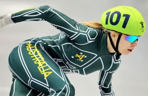 (PHOTOS) Reason #4 to Watch Winter Olympics: Tatiana Borodulina