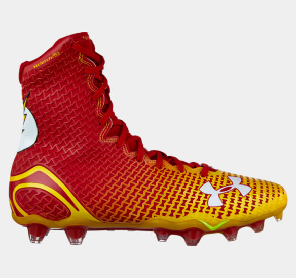 Photo Under Armour Unveils New Super Hero Cleats The