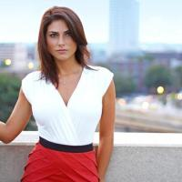 (PHOTOS) Morning Wood: Jenny Dell Headed to CBS