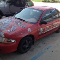 (PHOTO) This 'Bama Fan's Car is the Boss!