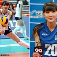 (PHOTO) Morning Wood: Is This Volleyball Player Too Hot?